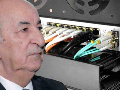 Algérie internet