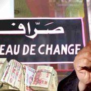bureau de change marché noir algérie