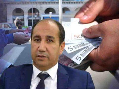 marché noir devise algerie