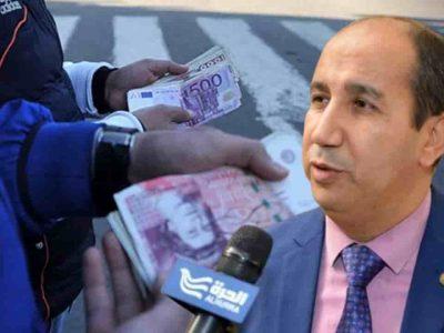 Marché noir devise algérie