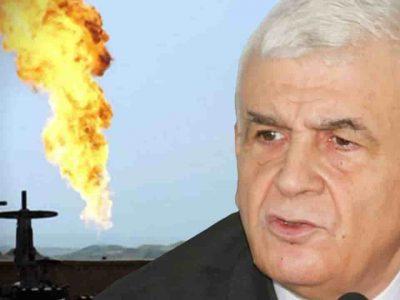 baisse pétrole algérie