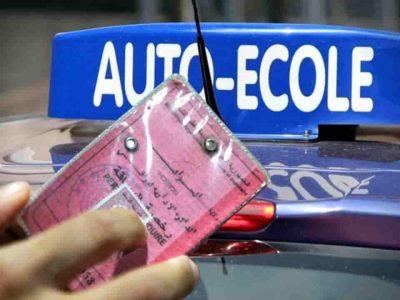 algerie permis de conduire
