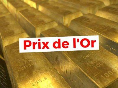 prix or algerie marché noir