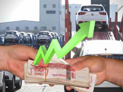 Algérie voiture prix