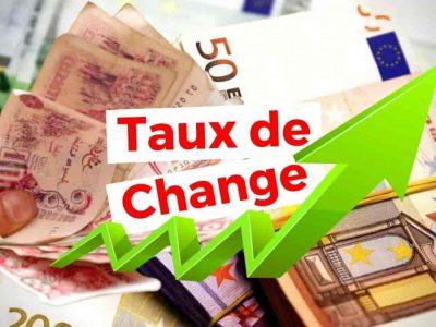taux de change euro dinar marché noir algérie
