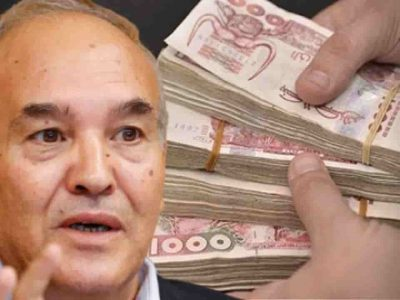 transfert illicite capitaux argent volé algérie