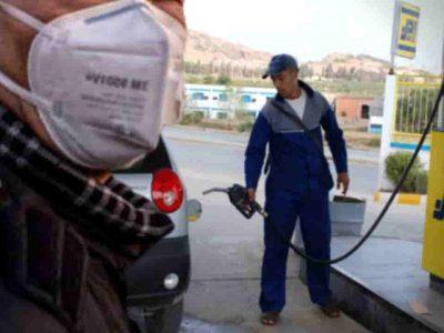 station essence algérie coronavirus