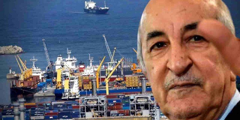 produit importation algérie