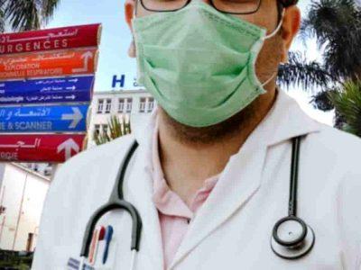 Algérie coronavirus personnel médical