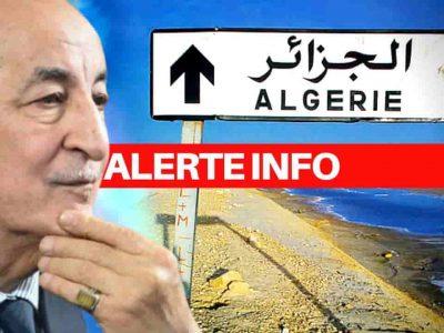 Algérie Coronavirus Tebboune