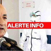 coronavirus algérie tebboune