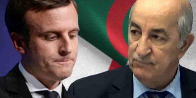 Tebboune France Algérie