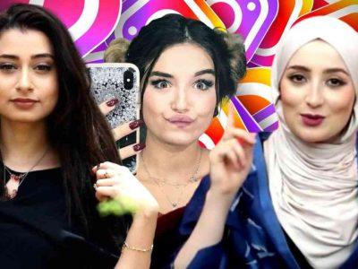 Amira Riaa numidia lezoul dalia chih influenceuse instagram algérie