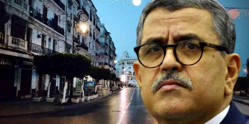 dé-confinement algérie