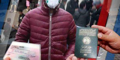 régularisation sans papier algérien france