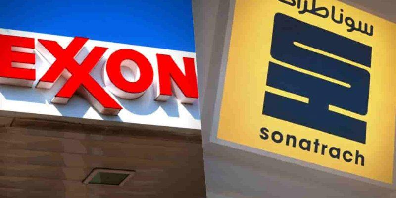 Sonatrach ExxonMobil