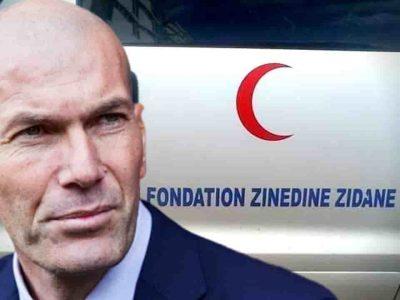 Coronavirus Algérie Zidane