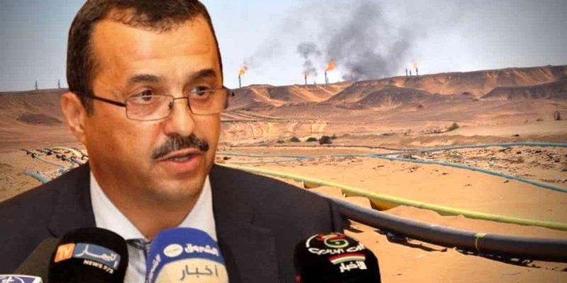 Prix pétrole Algérien