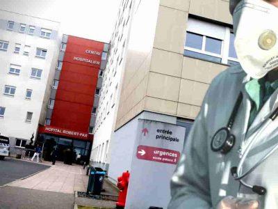 médecin algérien france coronavirus