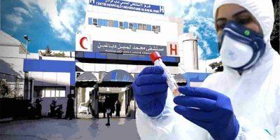 coronavirus algérie