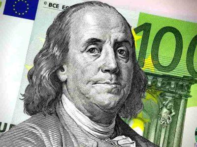 taux de change euro dollar