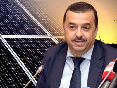 Énergie renouvelable Algérie
