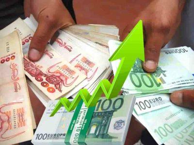 marché noir devise algérie taux de change euro