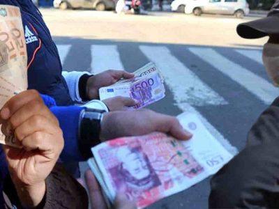 Marché noir devise en Algérie