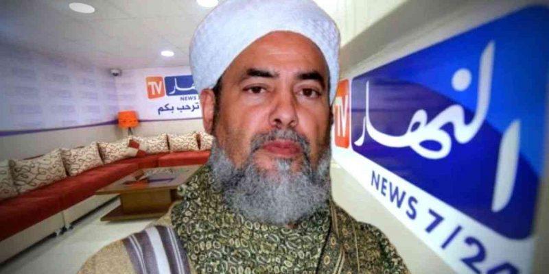 Algérie : Le Cheikh Chemsou suspendu, Ennahar TV recadrée par l'ARAV