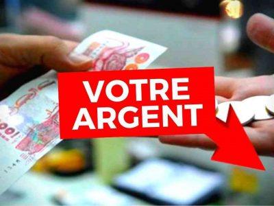 dévaluation dinar algérien