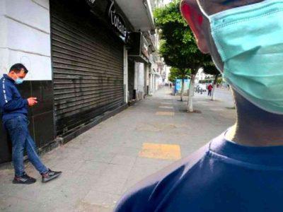 confinement sanitaire algérie