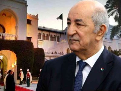 budget algérie 2020