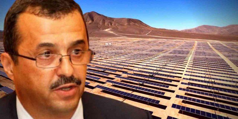 algérie énergie solaire
