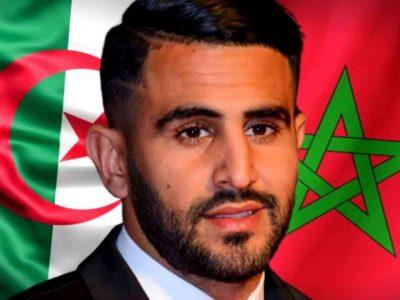 Riyad Mahrez Maroc
