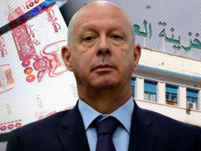Algérie déficit budgétaire 2020