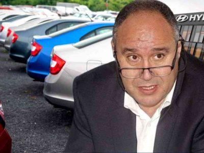algérie importation voitures neuves