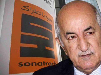 sonatrach liban