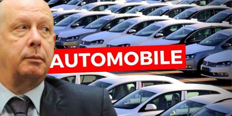 taxes voitures algérie