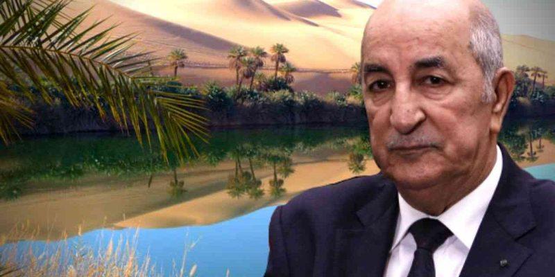 Autosuffisance Algérie