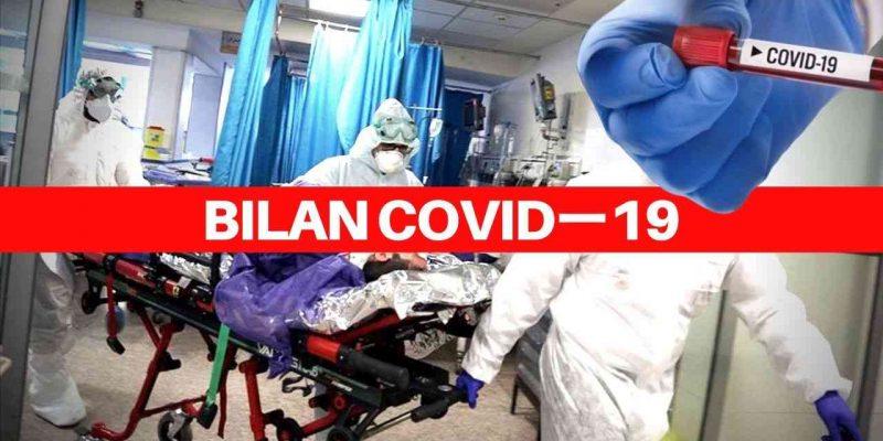 Bilan Coronavirus 17 mai