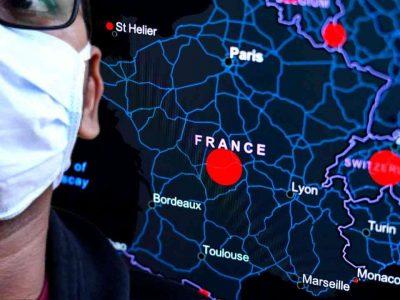 algérien contaminé coronavirus france