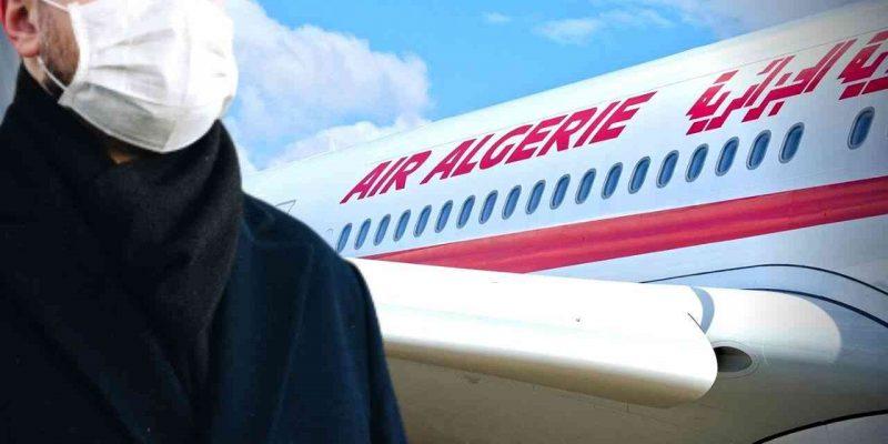 date reprise vols air algérie