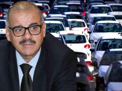 importation voitures algérie