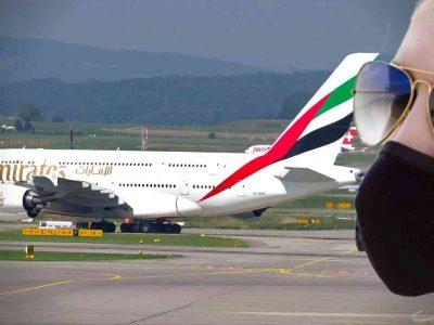 Vols Emirates