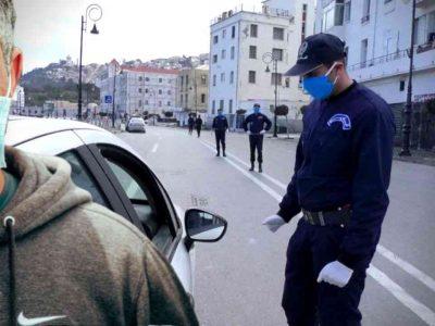 port masque obligatoire algérie