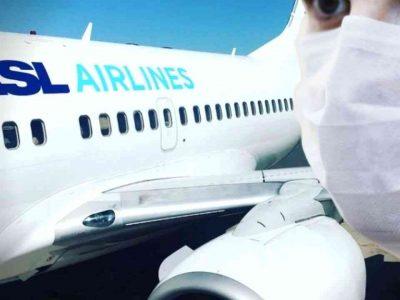 ASL Airlines France Algérie