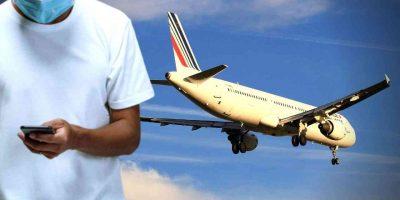 Rapatriement Algérie France vol