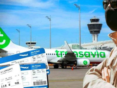 Remboursement billet transavia