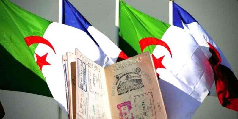 rendez vous visa algérie