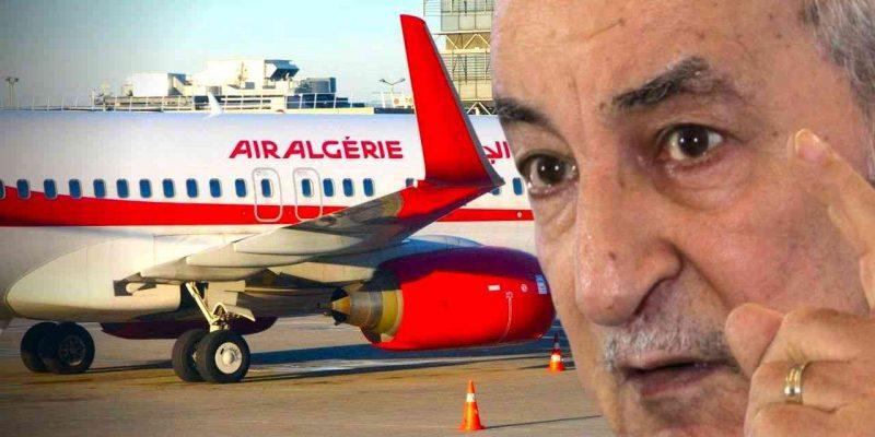 reprise vols en algérie